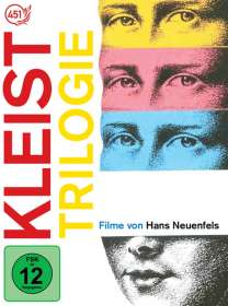 Kleist Trilogie, 3 DVDs