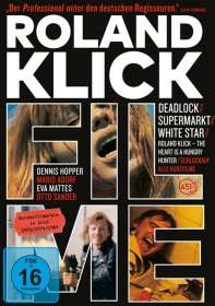 Roland Klick Filme, 5 DVDs