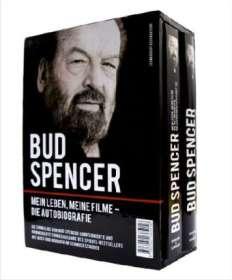 Bud Spencer: Bud Spencer - Mein Leben, meine Filme, handsignierte Sonderausg. m. Audio-CD, Buch