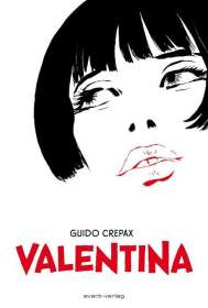Guido Crepax: Valentina, Buch