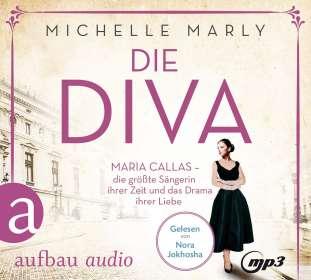 Michelle Marly: Die Diva, MP3