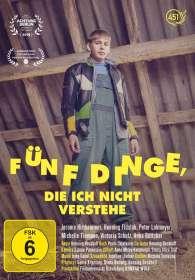 Henning Beckhoff: Fünf Dinge, die ich nicht verstehe, DVD