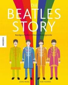 John Pring: Die Beatles-Story, Buch