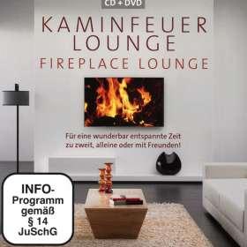 Kaminfeuer Lounge (CD+DVD), CD