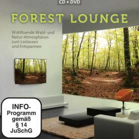 Forest Lounge (CD + DVD), CD