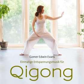 Gomer Edwin Evans: Qi Gong, CD