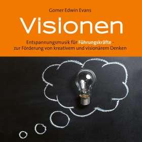 Gomer Edwin Evans: Visionen, CD
