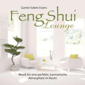 Gomer Edwin Evans: Feng Shui Lounge, CD