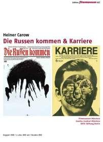 Heiner Carow: Die Russen kommen & Karriere, DVD
