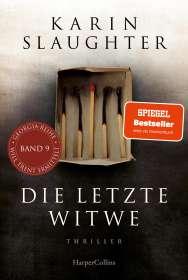 Karin Slaughter: Die letzte Witwe, Buch