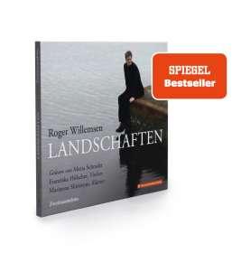Roger Willemsen: Roger Willemsens Landschaften., CD