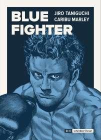 Natsuo Sekikawa: Blue Fighter, Buch
