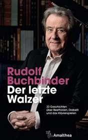 Rudolf Buchbinder: Der letzte Walzer, Buch