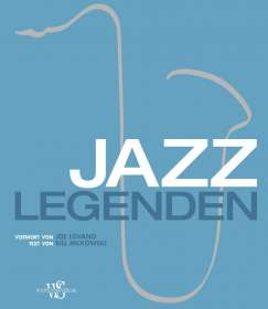 Joe Lovano: Jazz-Legenden, Buch