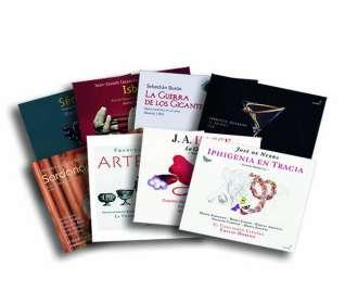 Barocke Opernraritäten - 8 Gesamteinspielungen (Exklusiv-Set für jpc), CD