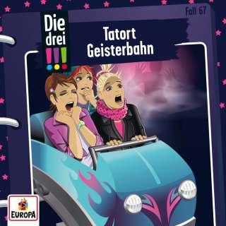 Tatort Geisterbahn Cover