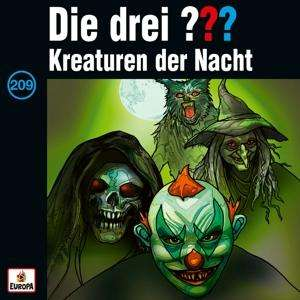 Kreaturen der Nacht (Ton) Cover