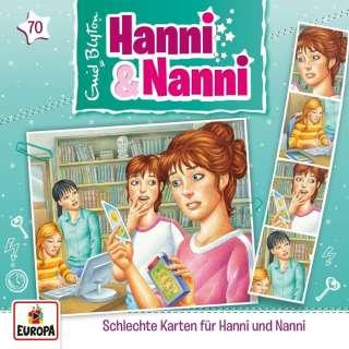 Schlechte Karten für Hanni und Nanni Cover
