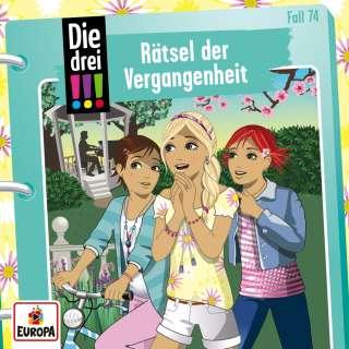 Rätsel der Vergangenheit (74) (CD) Cover