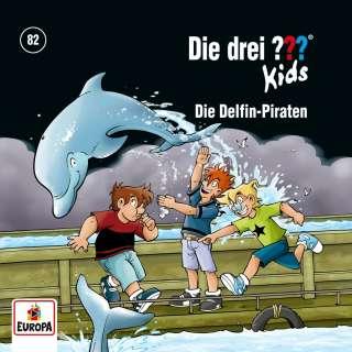 Die Delfin-Piraten (HB) Cover