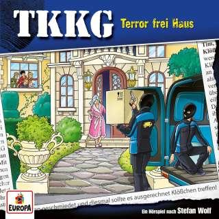 TKKG - Terror frei Haus Cover