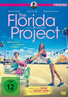 The Florida project Cover
