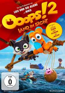 Ooops! 2 - Land in Sicht Cover