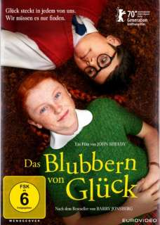 Das Blubbern von Glück (DVD) Cover