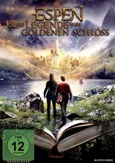 Espen & die Legende vom goldenen Schloss Cover