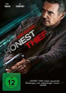 Honest thief ( 1 DVD) Cover