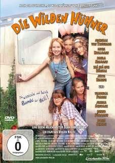 Die Wilden Hühner (DVD) Cover