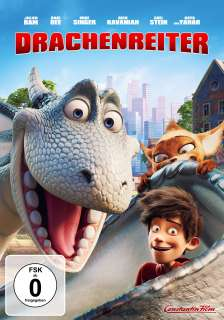 Drachenreiter ( 1 DVD) Cover