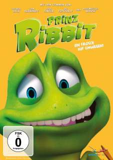 Prinz Ribbit ( 1 DVD) Cover