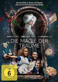 Die Magie der Träume (DVD) Cover