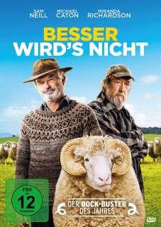 Besser wird's nicht (DVD) Cover