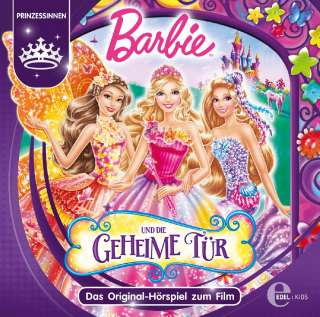 Barbie und die geheime Tür Cover