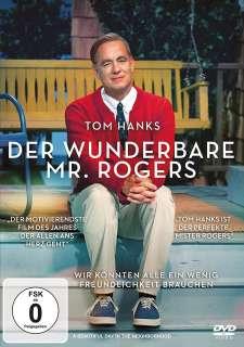 Der wunderbare Mr. Rogers ( 1 DVD) Cover