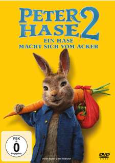 Peter Hase 2 Cover