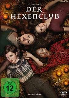 Der Hexenclub (DVD) Cover