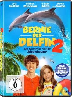 Bernie, der Delfin 2 - Ein Sommer voller Abenteuer Cover