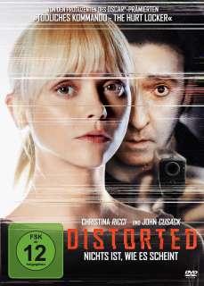 Distorted - Nichts ist, wie es scheint Cover