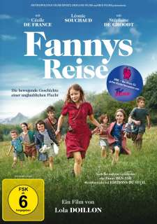 Fannys Reise Cover
