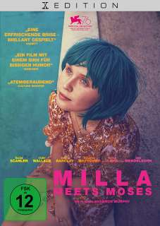 Milla meets Moses Cover