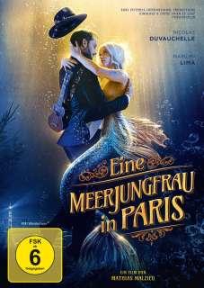 Eine Meerjungfrau in Paris Cover