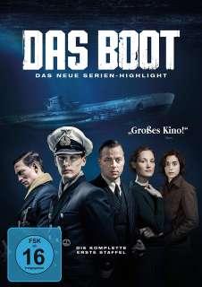 Das Boot - Staffel 1 Cover