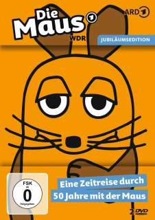 Die Maus (DVD) Cover