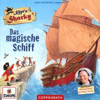 Das magische Schiff Cover