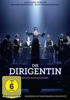 Die Dirigentin (DVD) Cover