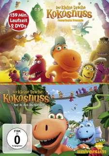 Der Kleine Drache Kokosnuss (DVD) Cover
