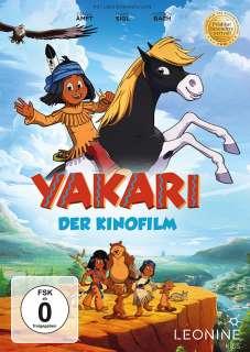 Yakari - Der Kinofilm Cover